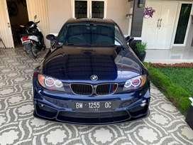 BMW 116i E87 series 1 Tahun 2006 MT
