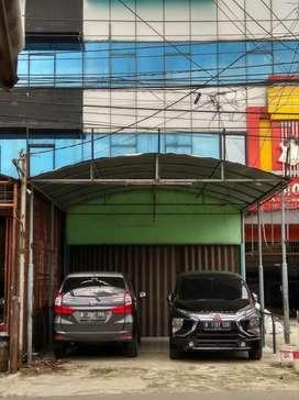 Dijual Ruko Bekas Kantor 4 Lantai Lokasi Pinggir Jalan Di Rawamangun