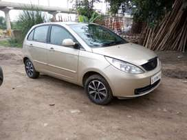 Tata Indica Vista D90 VX BS IV, 2010, Diesel