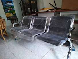 Kursi Tunggu Bandara 3dudukan baru murah kuat