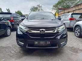 Honda CRV Turbo Prestige 2017