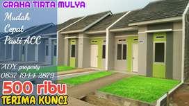 Rumah subsidi Berkualitas bebas banjir