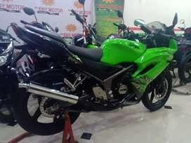 Kawasaki ninja rr 150 cc tahun 2013
