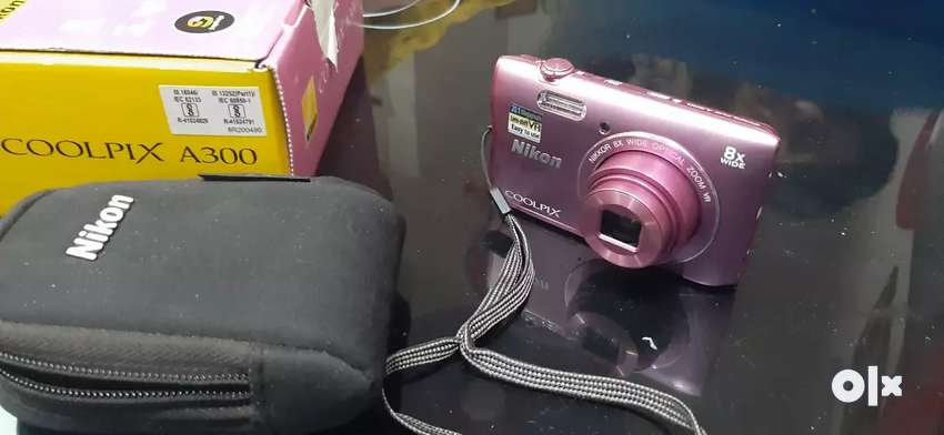 Nikon coolpix A300 0