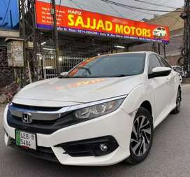 Honda Civic Vti Oriel Prosmatic Model 2017