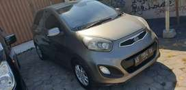 All new Picanto SE 2011 manual bagus