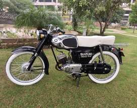 Suzuki K10 Historic Antique Vintage Bike