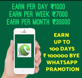 Keep What's app status