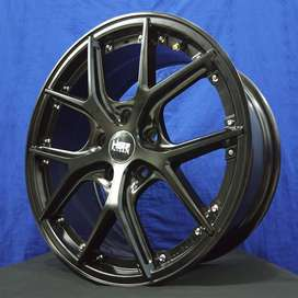 Velg HSR Wheel R17 Cocok untuk Mobil Xpander Rush Innova Terios Ring17