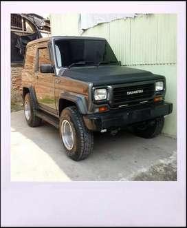Dijual cepat Daihatsu Taft Hiline F69 Tahun 1995