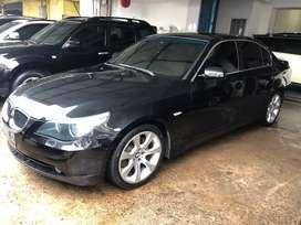 BMW 520i&530i Th 2003 A/T Plat Z Khusus Batam