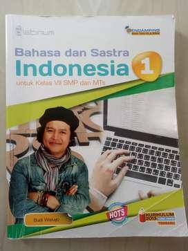 Bahasa dan Sastra Indonesia 1