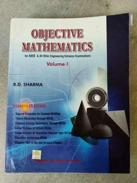 MATHS RD SHARMA OBJECTIVE MATHEMATICS PART1