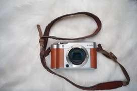Fujifilm X-A5 Body Only, Fullset