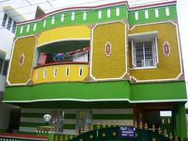 1000 Sq. Ft. GROUND FLOOR 2 BHK HOUSE WITH CAR PARK FOR RENT AT PORUR