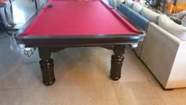 Snooker table high quality