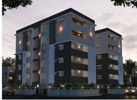 Ready to Occupy 3 BHK Flats for Sale in Northface Avasa at Penamaluru