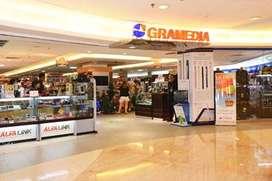 Dibutuhkan Karyawan Gramedia Mall