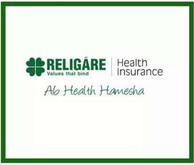 Join Religare Health Insurance