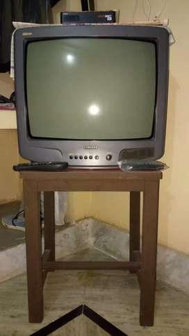 samsung hitron tv + dish tv