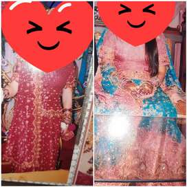 Wedding lehangay good condition reasonable price