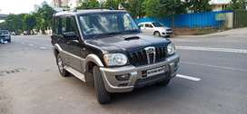 Mahindra Scorpio SLE BS-III, 2010, Diesel
