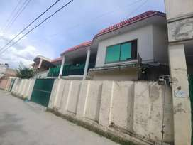 well designed house for sale in bilal town street no 4