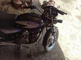 hero splendor in verry good condition VIP number boss