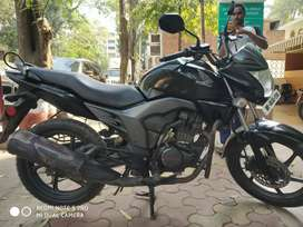 HONDA CB TRIGGER WITH EXCELLENT CONDITION