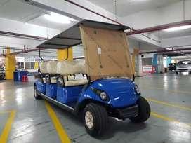 Golf car Listrik Bekas/mobil golf bekas