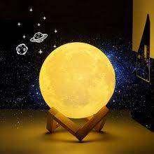 Lampu Bulan Moon Lamp Moonlight Hias Malam Dekorasi