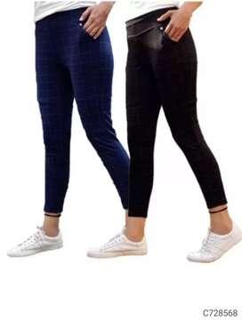 Women's trendy lycra