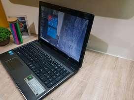 Laptop Acer Aspire 5750 intel core i5