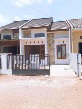 Dijual rumah cantik credit tanpa DP tanpa BANK syarat cukup KTP saja