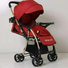 Jual stroller 2in1 baru