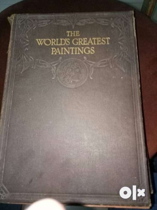 Worlds greatest paintings by Leman Hare vol 2, vol 3, for art lovers 0