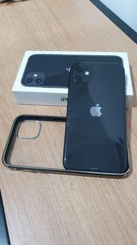 I phone 11 pro max 64 gb garansi resmi