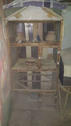 Cage (Pinjra) for sale.