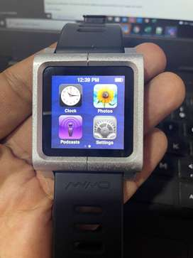Apple iPod Nano 6th Gen - 100% working Good Condition with Belt/Strap