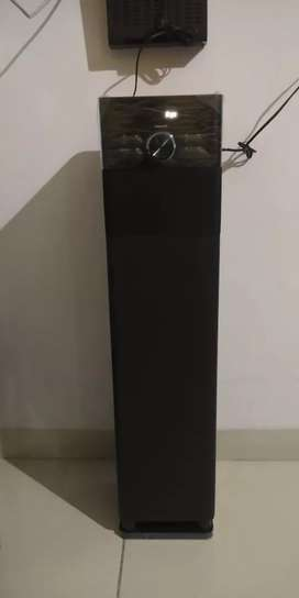 Single Tower Speakers 7500 W for music lovers