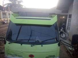 Truk Hino Dutro 2007 Bak Kayu 130HD