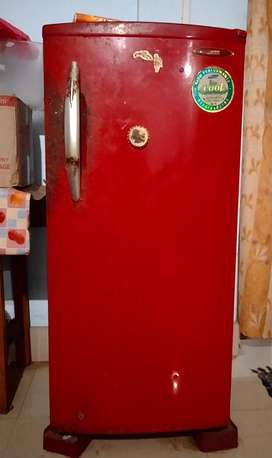 Samsung one door fridge