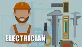 ITI  Electrician required at Pune.