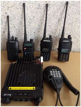 New Cheap Two way radio Made in China Wireless Baofeng Walkie talkie