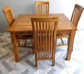 1 Seat Meja Makan/meja cafe