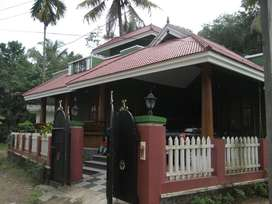 2 BHK, 3 bathrooms house for sale near Hill Palace, Ernakulam
