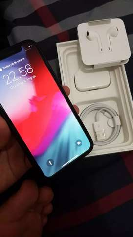 Iphone X 256GB Gray (ZP/A)