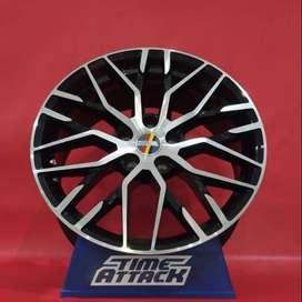 Velg Mobil Racing ALTIUS HSR R18X8 H5X112 buat Mercedes,Audi dll