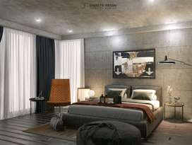 Design Interior & Exterior Visual 3D Rander