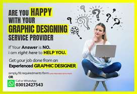 Best Professional Graphics and Website Designer in Karachi Pakistan